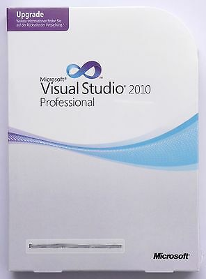 Microsoft Visual Studio 2010 Professional - Update - Deutsch -