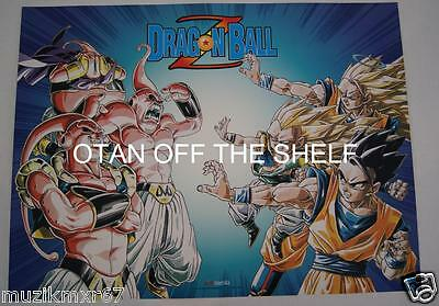 SDCC Comic Con 2015 EXCLUSIVE Viz Media  Dragon Ball Z poster