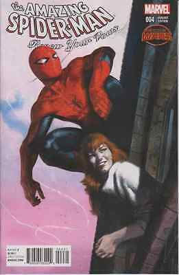 Amazing Spiderman Renew Your Vows 4 Gabrielle Dell Otto Variant Nm
