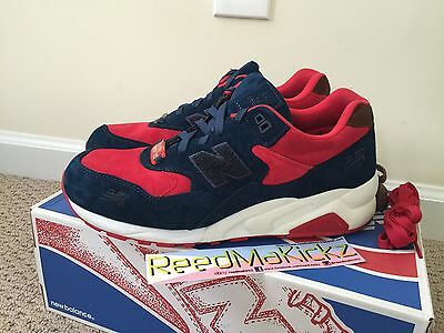 9ab6031a0eb NEW BALANCE MT580 UNDFTD x Colette x LAMJC Mens size 10us PRE OWNED
