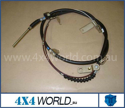 Toyota Hilux LN167 LN172 Hand Brake Cable - Rear