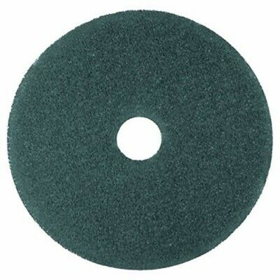 """3M Blue 20"""" Floor Cleaner Pads 5300, 5 Pads (MCO 08413)"""