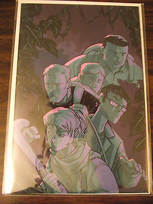 The Woods #1 Cards Comics and Collectibles Variant