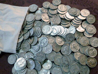 $1  One Dollar Face Value 90% U.S. SILVER Coin Lot  pre-1965 ~ No Junk FREE SHIP