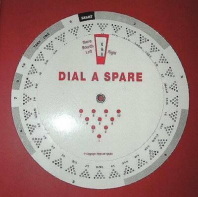 NEW Dial A Spare Bowling Wheel for Right Handed Bowlers FREE SHIPPING