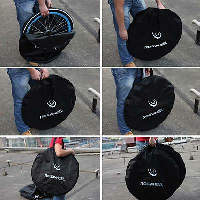 73cm Single Wheel Carrier Bag Carrying Package ROSWHEEL For Bicycle Cycling Bike