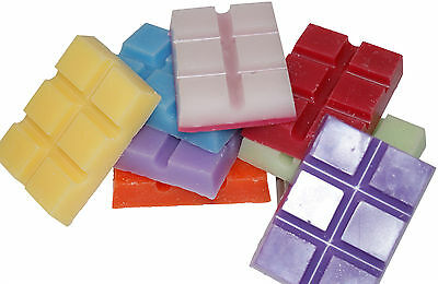 8 Handmade 'Aromatix' Highly Scented wax melts / tart bar. Choose from selection