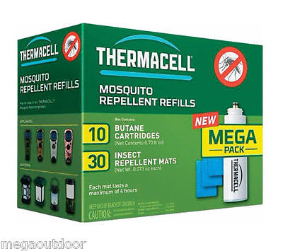 Thermacell R10 Super Value Pack Handheld Mosquito Refills 120 Hours