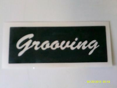 10 - 400 Grooving word stencils for etching on glass  craft hobby festival hippy