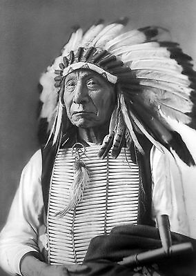Chief Red Cloud 8X10 Glossy Photo Picture