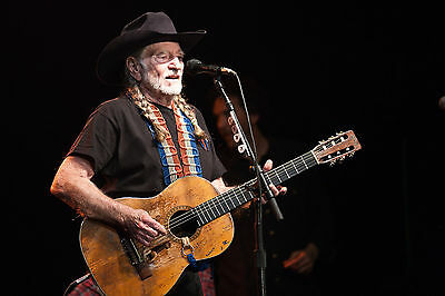 Willie Nelson 8X10 Glossy Photo Picture Image #4