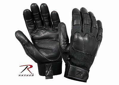 3483 Rothco Fire & Cut Resistant Tactical Gloves - Black