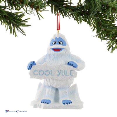 Dept 56 Rudolph Red Nosed Reindeer Bumble On Ice 4040300 Ornament 2015