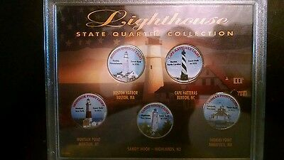 State Quarter Lighthouse Collection never been opened