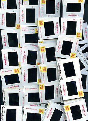 A BIT OF A CLEAROUT 200 VINTAGE 35mm SLIDES. TRASH OR TREASURE, JEWELS OR JUNK,
