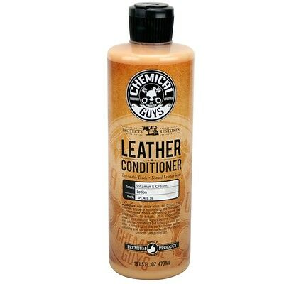 Chemical Guys Pure Leather Conditioner - Lederpflege 473ml  46,28 EUR / Liter
