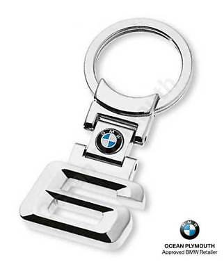 Genuine BMW 7 Series Key Ring//Key Fob 80272287781 80230136289