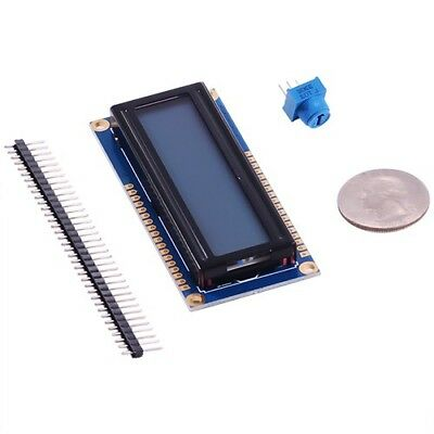 RGB Positive 16x2 LCD+Keypad Kit for Raspberry Pi