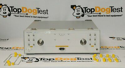 HP Agilent Keysight N4421B SParameter Test Set 10MHz to 50GHz 4 Ports (2 and 4)