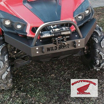 Wild Boar Front Bumper Can Am Commander 800 1000