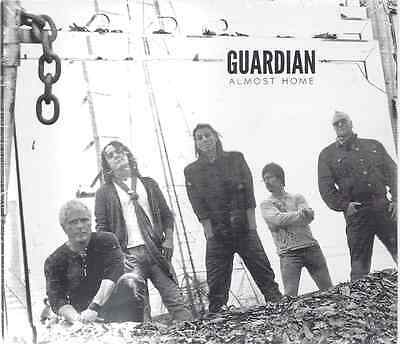 Guardian-Almost Home CD  Christian Rock/Metal 2014 (Brand New Factory Sealed)