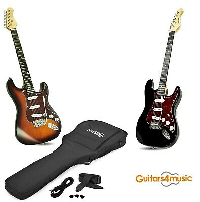 from Fender picks to brand new Benson electric guitar option package-TOBACCO