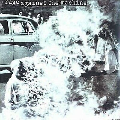 rage against the machine self titled