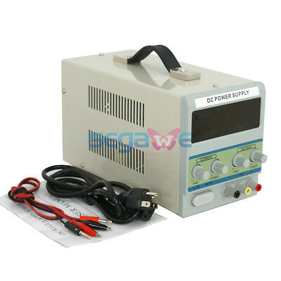 New 30V 10A Precision Variable Adjustable Digital Regulated DC Power Supply