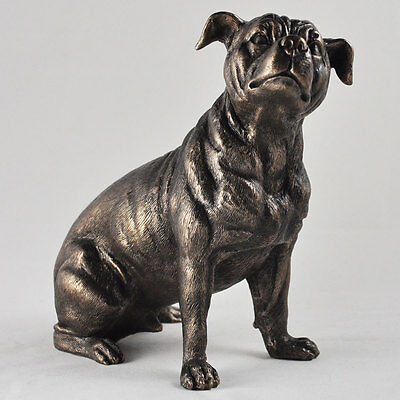 Staffordshire Bull Terrier Statue Staffy Figurine Ornament BRAND NEW Dog 31041