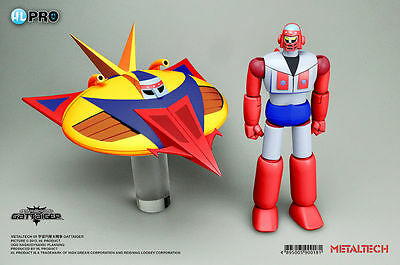 High Dream Metaltech 05 Gattaiger Die-Cast Goldorak Goldrake Grendizer NUOVO