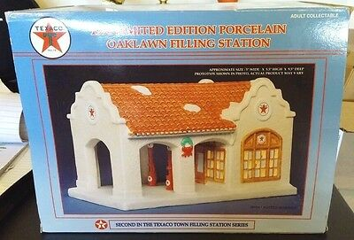 Vtg 1996 TEXACO FILLING STATION - EXCELLENT CONDITION, EUC - LIMITED ED. UNUSED
