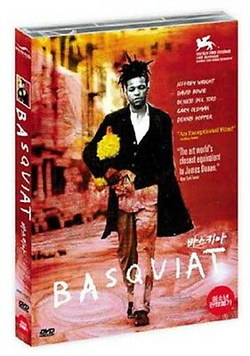 Basquiat / Julian Schnabel, Jeffrey Wright, Michael Wincott, 1996 / NEW