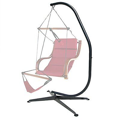 Best Choice Products New Steel C Stand For Hammock Air Chairs Hang Chair  Swing