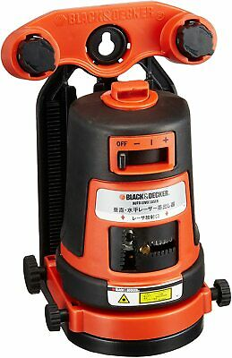 Black & Decker Projected Crossfire Auto Level Laser BDL310S From Japan F/S