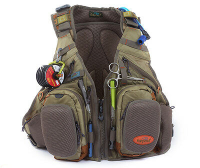 Fishpond Wasatch Tech Pack - Driftwood - Fly Fishing - Fishing Vest