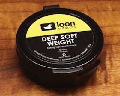 Loon Deep Soft Weight - Fly Fishing