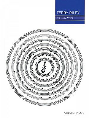 Terry Riley: The Piano Works - Book NEW 014043709