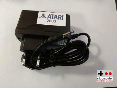 Transformador para consolas Atari 2600 fuente alimentación power supply cargador