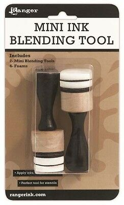 Ranger Tim Holtz  Mini Ink Blending Tool 1 inch Round