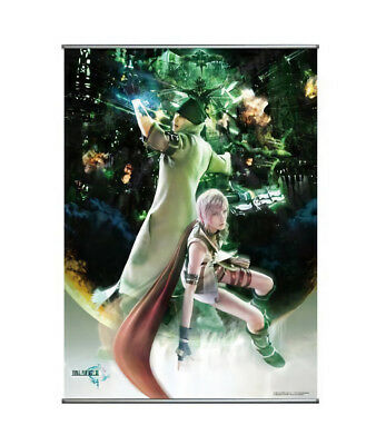 Final Fantasy XIII Wall Scroll Poster Lightning & Snow