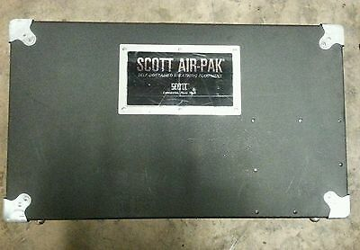 Scott Air Pak Overhaul Maintanace Tester 802830-01