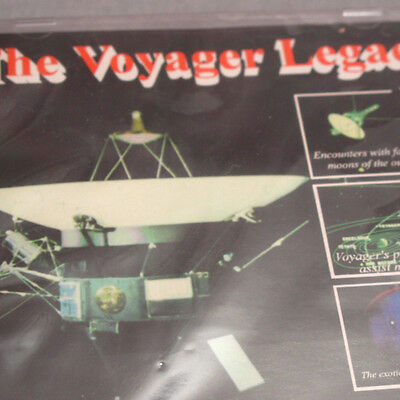 The Voyager Legacy CD-ROM Sealed NEW Software 1995 Astronomy Solar System