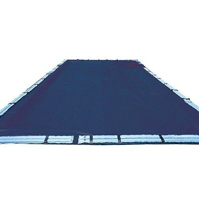 20 ft x 40 ft Rectangle In Ground Swimming Pool Winter Cover -  10 Year Warranty