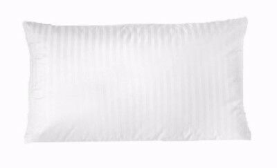Junior Cot Pillow 100 % Cotton  Cover Hypoallergenic Fibre Odourless New