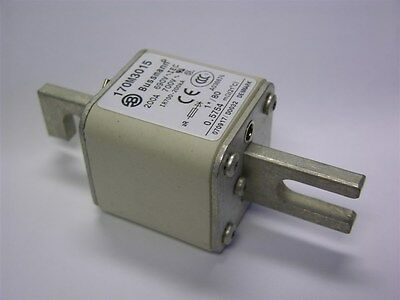 1 Bussmann 170M3015 200A 690-700V (IEC/UL) Square Body High Speed Fuse