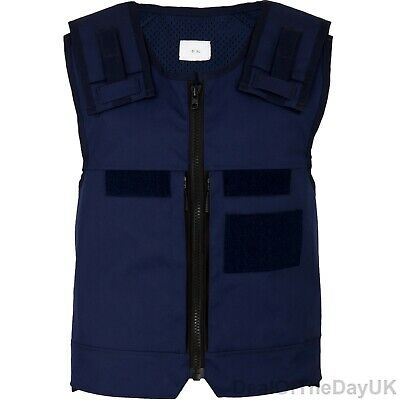COVER ONLY Body Armour Bullet Proof Vest Ballistic Armor Overt Police Paintball