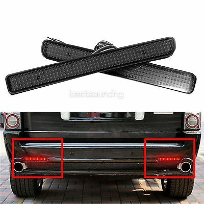 Land Rover Discovery 3 4 LR3 LR4 Range L320 LED Rear Bumper Reflector Stop Light
