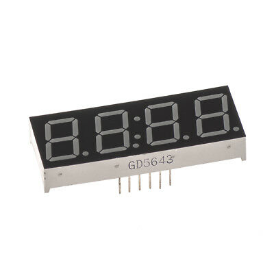 4 Digit 7 Segment Display 0.56 (Blue)