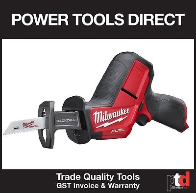 Brand New Milwaukee 12V Fuel Cordless M12Chz-0 12V Hackzall Bare Tool Only