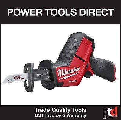 New Milwaukee 12V Fuel Cordless M12Chz-0 12V Hackzall Skin Bare Tool Only